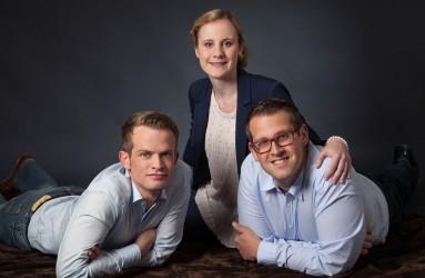 Familie, Fotostudio Gloge
